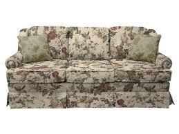 traditional sleeper sofa england rochelle visco mattress queen size sleeper sofa with