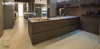 antibacterial kitchen countertops by lapitec for arrital the