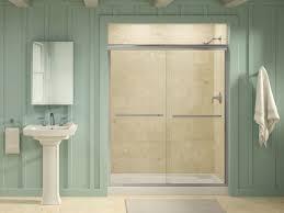 clear glass floor l standard plumbing supply product kohler gradient k 709064 l mx