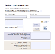 business card order form template beautifuel me