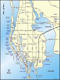 Tampa Airport Map Tampa Bay Beaches Florida Ezdiningguide Com
