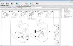 toyota industrial equipment v1 98 parts catalog spare parts
