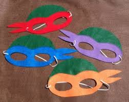 25 ninja turtle mask ideas ninja turtle