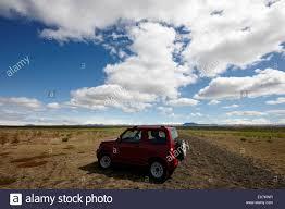 suzuki jimny off road small suzuki jimny hire car jeep driven off road into fields in