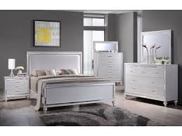 miami collection 6 white bedroom set mm100 orange