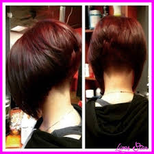 shorter back longer front bob hairstyle pictures female hairstyles short back long front hairstyle ideas