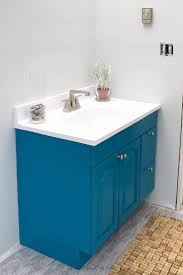 How To Paint Bathroom The 25 Best Painting Bathroom Vanities Ideas On Pinterest Paint