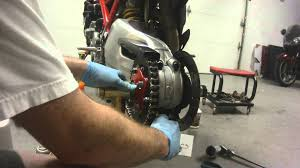 ducati chain adjustment 848 1098 1198 998 996 916 vfr youtube