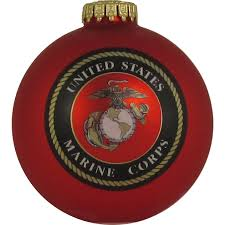 shop usmc ornament at lowes