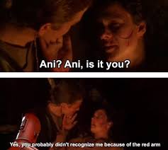 Meme Defined - 5 red arm memes that defined star wars