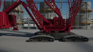 31000 manitowoc crawler crane youtube