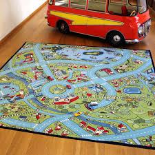 kids rugs play mats play village