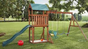 Playground Ideas For Backyard with Home Playground Buying Guide