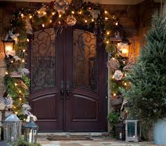 New Year Lighting Decorations by Ideas About Christmas Door Decorations