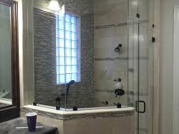 Windows In Bathroom Showers Glass Block Shower Windows Houston Houston Glass Block