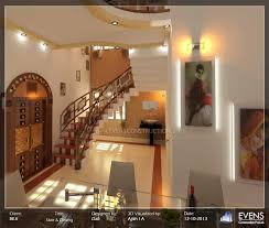 evens construction pvt ltd staircase design kerala houses loversiq