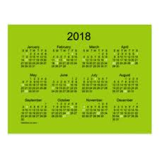 Calendario 2018 Feriados Portugal 2017 2018 Postcards Zazzle