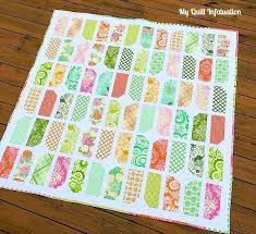 baby quilts using 6 quarters easy quilt patterns using