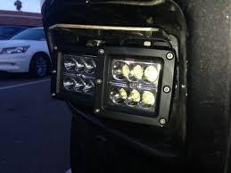 3 inch fog light kit inch quad cube foglight kit 2007 2013 chevrolet silverado