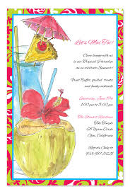 luau invitations luau sips party invitations by invitation consultants ic in 1