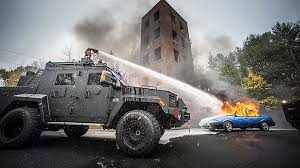 civilian armored vehicles bearcat manufacturer lenco has made an armored fire truck the drive