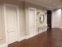 4 panel interior door and closet 4 panel interior door to