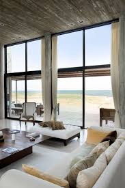 Beach Living Room by The Beach House La Boyita Residence By Martin Gomez Arquitectos