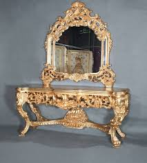 Baroque Home Decor Vintage Baroque Furnishings French Empire Furniture Baroque