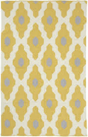 high vs low dhurrie rugs for the nursery