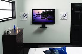 Wall Tv Stands With Shelves Long Wood Wall Mounted Media Shelf And Cabinet Tv Stand Decofurnish