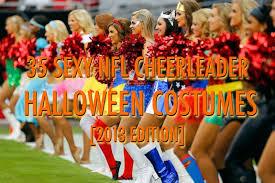 Cheer Halloween Costumes 35 Nfl Cheerleader Halloween Costumes 2013 Edition Total