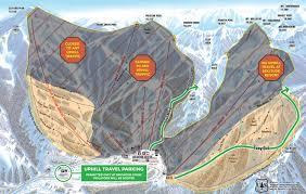 Ski Utah Map by Uphill Policies Utah Ski Mountaineering