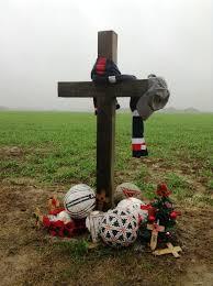 the khaki chums christmas truce memorial 2013 armistice day in