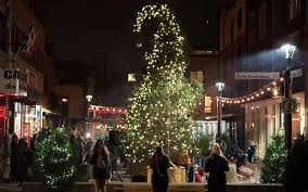 Where Is The Christmas Tree In New York City Montreal U0027s Infamous Ugly Christmas Tree Is Back U2014 Along With A