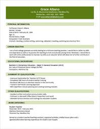 Example Of Nanny Resume by Resume Mypdf Make A Cv Free Plumbers Resume Template Weakness