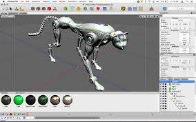 mac 3d software for modeling rendering and animation cheetah3d
