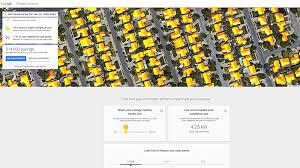 Maps Google Com San Jose by Google Sunroof Will Map Our Houses U0027 Solar Potential Gizmodo