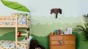 amenager chambre enfant comment aménager une chambre d enfant sur le thème de la jungle