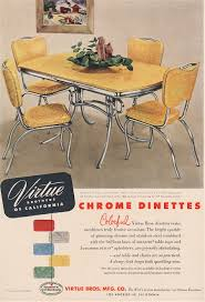 Pink Retro Kitchen Collection Vintage Metal Kitchen Tables And Chairs Restoring 1950s Kitchen