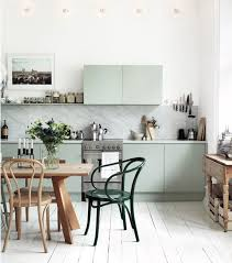 paint color portfolio pale green kitchens apartment therapy