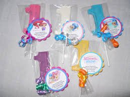 1st birthday party favors 12 nick jr shimmer and shine gourmet lollipop 1st birthday party