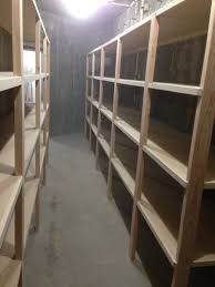 food storage shelving cold storage and pantries shelves jb