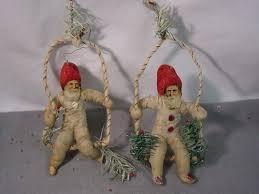 80 best i antique spun cotton ornaments images on