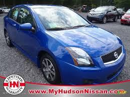2012 blue nissan sentra 2012 metallic blue nissan sentra 2 0 sr 64228038 gtcarlot com