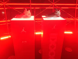 Red Room by 36 Hours In Italy With Jordan Brand For The Launch Of The Air