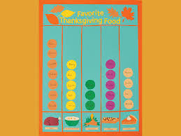 crafts thanksgiving feast graph scholastic