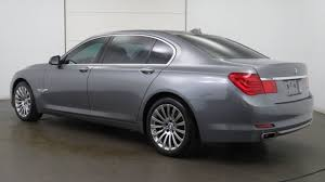 bmw 7 series 2012 2012 used bmw 7 series 750li at toyota of serving