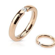 verlobungsring zirkonia guter verkauf gold ring verlobungsringe gelbgold vergoldet