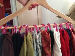 genius ways to organize your walk in closet fairfield residential wooden ladder shelving is great for organizing and displaying your shoes it will require a little diy but it s so worth it you can usually find old