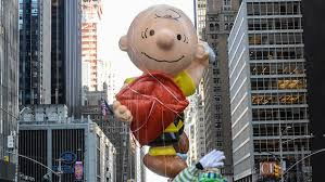 balloons fill the air at 91st annual macy s thanksgiving day